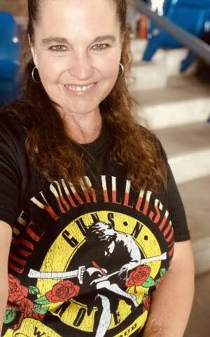 Lisa Foreman attended Guns N' Roses 2021 Tour on Sep 8th 2021 via VetTix