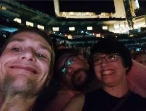 Jim attended Guns N' Roses 2021 Tour on Sep 8th 2021 via VetTix