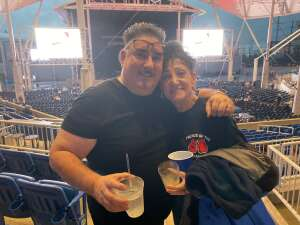 Johnny Z  attended The World's Greatest Pink Floyd Show -brit Floyd - World Tour 2021 on Sep 9th 2021 via VetTix