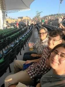 Christina attended Jason Aldean: Back in the Saddle Tour 2021 on Sep 11th 2021 via VetTix