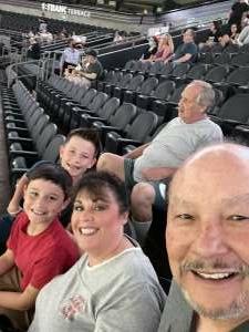 Jay attended IFL United Bowl Arizona Rattlers V. Massachusetts Pirates on Sep 12th 2021 via VetTix