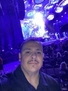 Joe Basquez attended Kiss: End of the Road World Tour on Sep 12th 2021 via VetTix