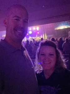 Michael attended Michael W. Smith on Oct 3rd 2021 via VetTix