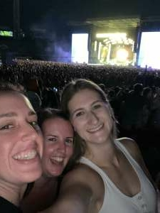 KNK attended Maroon 5 on Sep 12th 2021 via VetTix