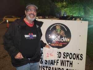 D. Scott  attended Spook Hollow on Oct 15th 2021 via VetTix