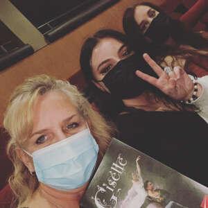 Jill attended Giselle on Oct 15th 2021 via VetTix