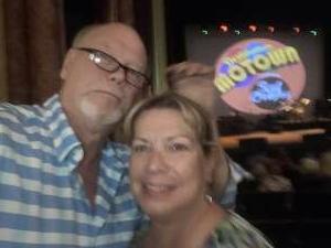 Bill attended Destination Motown on Oct 16th 2021 via VetTix