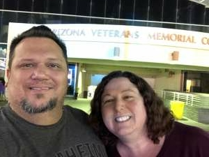 Tony P. attended Arizona State Fair - Armed Forces Day on Oct 15th 2021 via VetTix