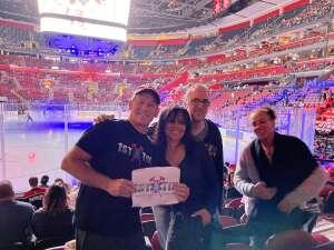 Randy attended Florida Panthers vs. Tampa Bay Lightning - NHL Preseason on Oct 9th 2021 via VetTix