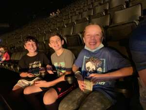 C attended The Dude Perfect 2021 Tour on Oct 9th 2021 via VetTix