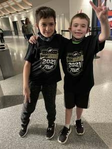 Dude Perfect Fans attended The Dude Perfect 2021 Tour on Oct 9th 2021 via VetTix