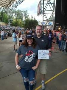Pmdcdavid attended Lady a What a Song Can Do Tour 2021 on Oct 2nd 2021 via VetTix