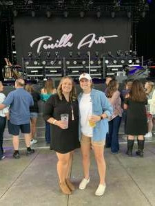 Erin C. attended Lady a What a Song Can Do Tour 2021 on Oct 2nd 2021 via VetTix