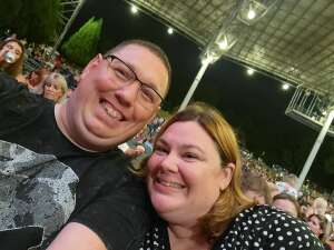 Robert attended Lady a What a Song Can Do Tour 2021 on Oct 2nd 2021 via VetTix