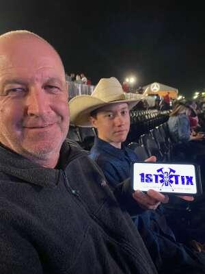 David M. attended Brad Paisley Tour 2021 on Oct 9th 2021 via VetTix