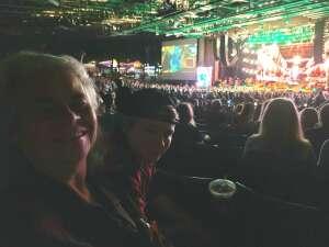 Richard H. attended Brad Paisley Tour 2021 on Oct 8th 2021 via VetTix