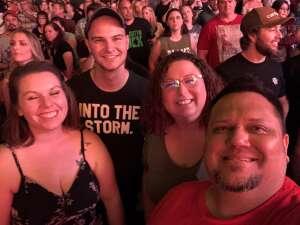 Tony P attended Brad Paisley Tour 2021 on Oct 8th 2021 via VetTix