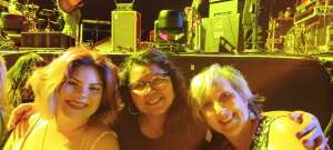 Emily and Friends attended Brad Paisley Tour 2021 on Oct 8th 2021 via VetTix