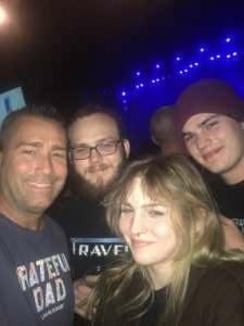 Kyle attended Skillet on Oct 16th 2021 via VetTix