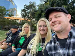 ffmike102 attended Dropkick Murphys and Rancid: Boston to Berkeley II on Oct 10th 2021 via VetTix