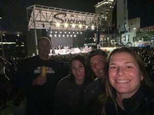Cami attended Dropkick Murphys and Rancid: Boston to Berkeley II on Oct 10th 2021 via VetTix