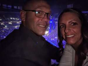 KnK Gingrich  attended Eric Church: the Gather Again Tour on Oct 15th 2021 via VetTix