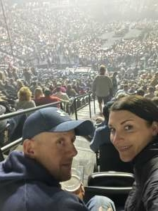 KC attended Eric Church: the Gather Again Tour on Oct 15th 2021 via VetTix