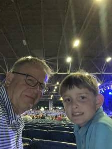 Shawn S. attended Jason Aldean: Back in the Saddle Tour 2021 on Oct 9th 2021 via VetTix