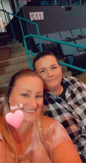 Reese family  attended Cody Johnson on Oct 8th 2021 via VetTix