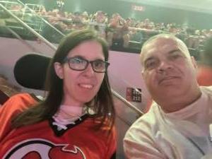 Joe attended New Jersey Devils vs. Chicago Blackhawks - NHL on Oct 15th 2021 via VetTix