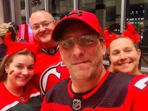 Chuck attended New Jersey Devils vs. Chicago Blackhawks - NHL on Oct 15th 2021 via VetTix