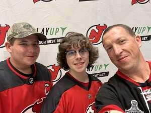 Matt J attended New Jersey Devils vs. Chicago Blackhawks - NHL on Oct 15th 2021 via VetTix