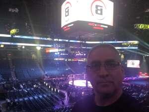 Teamsalemma attended Bellator MMA on Oct 16th 2021 via VetTix