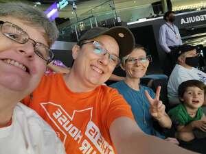 AzJimbo81 attended Phoenix Mercury vs. Chicago Sky - 2021 WNBA Finals Game 1 on Oct 10th 2021 via VetTix