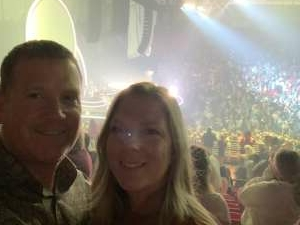 Andy D attended Lauren Daigle on Oct 15th 2021 via VetTix