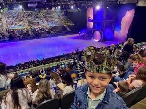 Rochelle attended Disney on Ice Presents Dream Big on Oct 14th 2021 via VetTix
