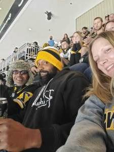 Kim attended Pittsburgh Penguins vs. Dallas Stars - NHL on Oct 19th 2021 via VetTix