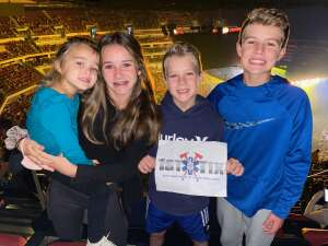 Susan attended The Dude Perfect 2021 Tour on Oct 15th 2021 via VetTix