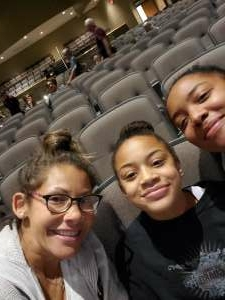 Rochelle attended Wicked Divas 2021 on Oct 16th 2021 via VetTix