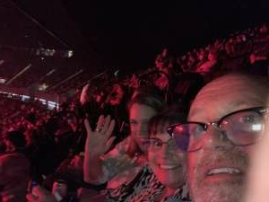 Will S attended An Evening With Michael Buble in Concert on Oct 15th 2021 via VetTix