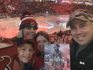 Randy Geis attended New Jersey Devils vs. Seattle Kraken - NHL on Oct 19th 2021 via VetTix