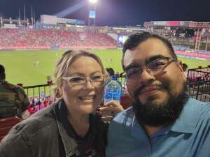Mig attended FC Dallas vs. LA Football Club - MLS on Oct 20th 2021 via VetTix