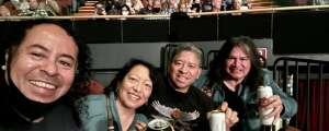 Oscar Romero  attended Eagles on Oct 19th 2021 via VetTix